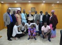 ULUDAĞ - Malili Parlamenterler Uludağ Üniversitesi'ne Hayran Kaldı