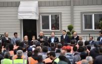 ASGARI ÜCRET - Maltepe Belediyesinde Kadroya Geçen İşçilere Yüzde 18,2 Zam
