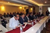 Müsteşar Yardımcısı  Ahmet Güldal Projeleri Anlattı