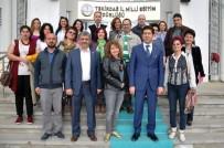 ERASMUS - 'My School Tv' Projesinin İlk Toplantısı Yapıldı