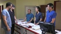 ÖZGÜR SURİYE ORDUSU - ÖSO Mensubu, Türkiye'de Sağlığına Kavuştu