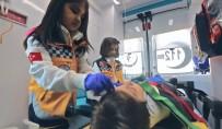 FERMUAR - Oyunculuklarıyla Büyüklerine Taş Çıkaran Minik Sağlıkçılardan Büyüklerine Uyarı