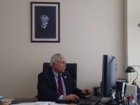 SONBAHAR - Prof. Dr. Alemdaroğlu 'Von Karman Madalyası' Alan İlk Türk Araştırmacı Oldu