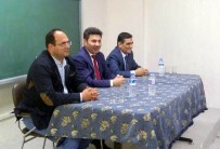 MEHMET ALİ YILDIRIM - Rektör Karacoşkun Hacı Mehmet Koçarslan Anadolu Lisesi Öğrencileriyle Bir Araya Geldi