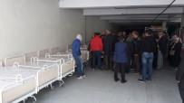 İL SAĞLıK MÜDÜRLÜĞÜ - Rize'de Yatağa Bağımlı Hastalara Karyola Desteği Verildi