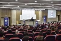 MUSTAFA ÖZEL - Roman Dilinde Siyaset Ve İktisat SAÜ'de Ele Alındı