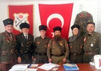 Sakarya Milis Kuvvetleri Anma Ve Yaşatma Derneğinde Nöbet Değişimi
