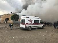 Sanayi Sitesinde Patlama Açıklaması 1 Ölü, 6 Yaralı