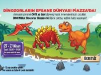 Şanlıurfalı Çocuklar Dinozorların Dünyasına Yolculuk Yapacak