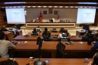 SAÜ'lü Dekan, MAKÜ'de Akreditasyon Çalışmalarına Yönelik Toplantıya Katıldı