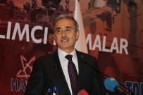 SAVUNMA SANAYİ MÜSTEŞARLIĞI - Savunma Sanayii Müsteşarı Demir Açıklaması 'Ar-Ge Projelerinin Hacmi Yaklaşık 1,5 Milyar TL'