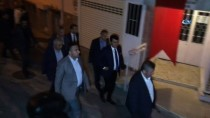 TÜRK SILAHLı KUVVETLERI - Şehidin Evi Türk Bayraklarıyla Donatıldı