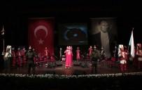 RECEP GARIP - Şehitler İlahiler,Şiirler Ve Marşlarla Anıldı