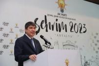 HAKAN TÜTÜNCÜ - 'Şehrim 2023' Çalıştayı