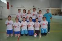 PıNARLAR - Selendi'de Filenin Şampiyonu Fatih Ortaokulu Oldu