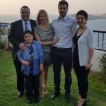 Seray Sever, Bodrum'da Nişanlandı