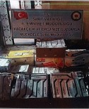 Siirt'te 5 Bin 600 Paket Kaçak Sigara Ele Geçirildi