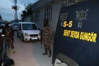 Silah Kaçakçılarına Şafak Baskını Açıklaması15 Gözaltı
