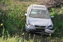 İSMAIL KARAKUYU - Simav'da Trafik Kazası Açıklaması 2 Yaralı