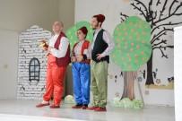 SAMI AYDıN - Sivas Belediyesi'nden Müzikal Çocuk Oyunu