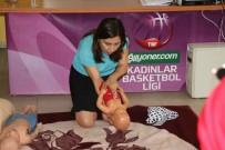 KARAKÖSE - Spor İl Müdürlüğü Personeline 'Temel İlk Yardım Eğitimi' Verildi