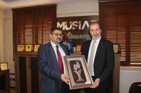 ÜMMET - Sudan Büyükelçisi'nden MÜSİAD'a Ziyaret