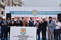 Tarsus Belediye Başkanı Can Açıklaması 'Göreve Geldiğimiz Günden Bugüne Kadar 33 Hizmetimizin Açılışını Yaptık'