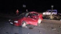 TAZİYE ZİYARETİ - Taziye Ziyareti Dönüşü Kaza Açıklaması 3 Ölü, 9 Yaralı