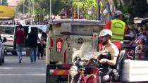 TEMİZLİK İŞÇİSİ - Temizlik işçisi bulduğu 6 bin lirayı teslim etti