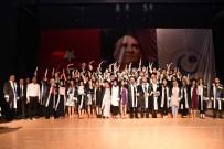 İSTİKLAL - Turizm Fakültesi Öğrencileri Mezuniyet Cübbelerini Giydi