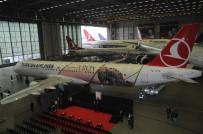 İLKER AYCI - Türk Hava Yolları'nın 'Troya' Temalı Uçağı Göklerde