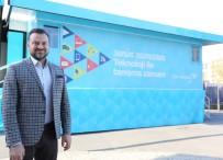 ÜCRETSİZ İNTERNET - Türk Telekom Teknoloji Seferberliği Gezici Eğitim Tırı Adıyaman'a Geliyor