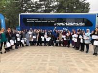 E-DEVLET - Türk Telekom Teknoloji Seferberliği, Malatyalı Kadınlarla Buluştu