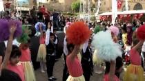MUSTAFA YAMAN - 'Uluslararası Mardin Uçurtma Festivali' Başladı