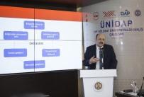 YÜZÜNCÜ YıL ÜNIVERSITESI - ÜNİDAP Çalıştayı YÖK Başkanı Saraç Başkanlığında Atatürk Üniversitesinde Gerçekleşti