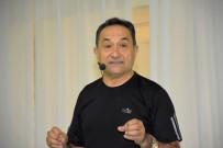 Ünlü Dr. Feridun Kunak Dursunbey'de Sağlıklı Yaşamın İpuçlarını Verdi
