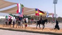 Ürdün'deki 'Atlı Okçuluk Turnuvası' Türk Sporcuların Da Katılımıyla Başladı