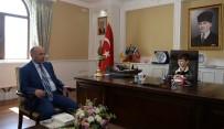 Vali Azizoğlu'nun Koltuğuna Yusuf Arda Uygun Oturdu
