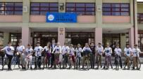 OKUL MÜDÜRÜ - Yaşama Bağlılık İçin Pedal Çevirdiler