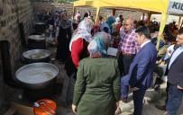 MEHMET METIN - Yavuzlu'da 'Yağmur Duası' Ve 'Ziyarete Çıkma' Geleneği Sürdürülüyor