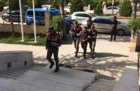 Yozgat'ta Kablo Hırsızı 2 Kişi Tutuklandı