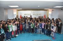 ERGUVAN - Yüksekovalı Çocuklardan Protokole Ziyaret