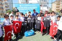 150 Amatör Spor Kulübüne Malzeme Yardımı