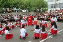 İSTİKLAL - 23 Nisan Çocuk Bayramı Siverek'te Kutlandı