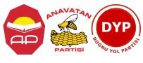 ADALET PARTİSİ - 3 Partiden Ortak Hareket Etme Kararı