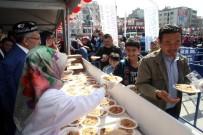 40 Bin Kişilik 'Türkistan Pilavı Ve Hamsi Şöleni' Başlıyor