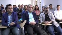 ASLAN DEĞİRMENCİ - AA'nın 'Muhabir' Kitabı Medya Okulu Öğrencilerine Dağıtıldı