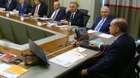 AYŞENUR BAHÇEKAPıLı - AK Parti'de Adaylar Kara Kaplı Defterde
