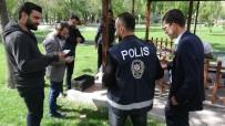 Aksaray'da Piknik Alanlarında Polis Uygulaması