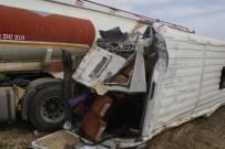 AKARYAKIT TANKERİ - Antalya'da Önceki Gün Yaşanan Kazadan Acı Haber